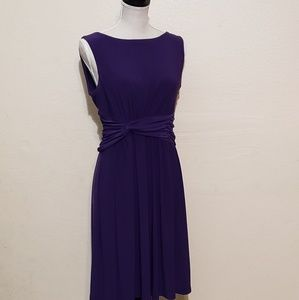 Jones New York Purple Dress size 10